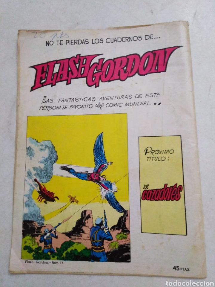 Cómics: Lote de 10 cómic Flash Gordon - Foto 13 - 221965868