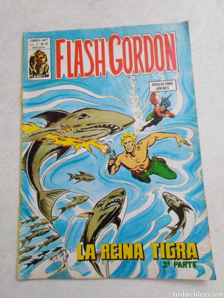 Cómics: Lote de 10 cómic Flash Gordon - Foto 14 - 221965868