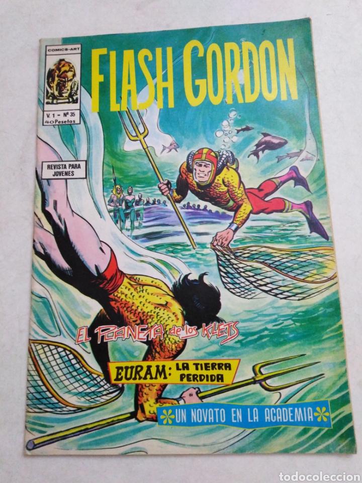 Cómics: Lote de 10 cómic Flash Gordon - Foto 16 - 221965868