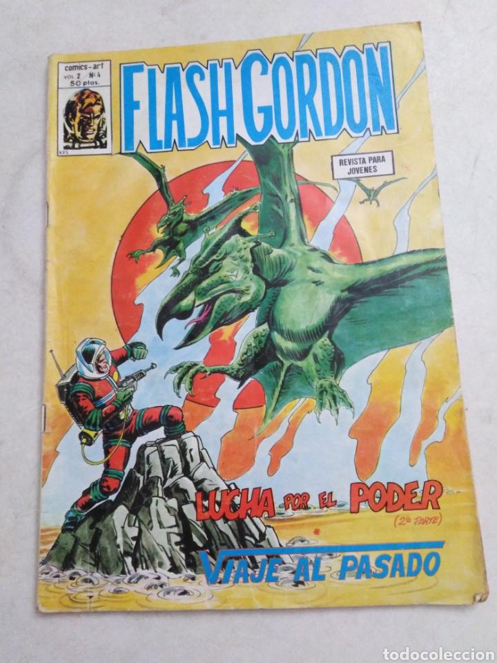 Cómics: Lote de 10 cómic Flash Gordon - Foto 18 - 221965868