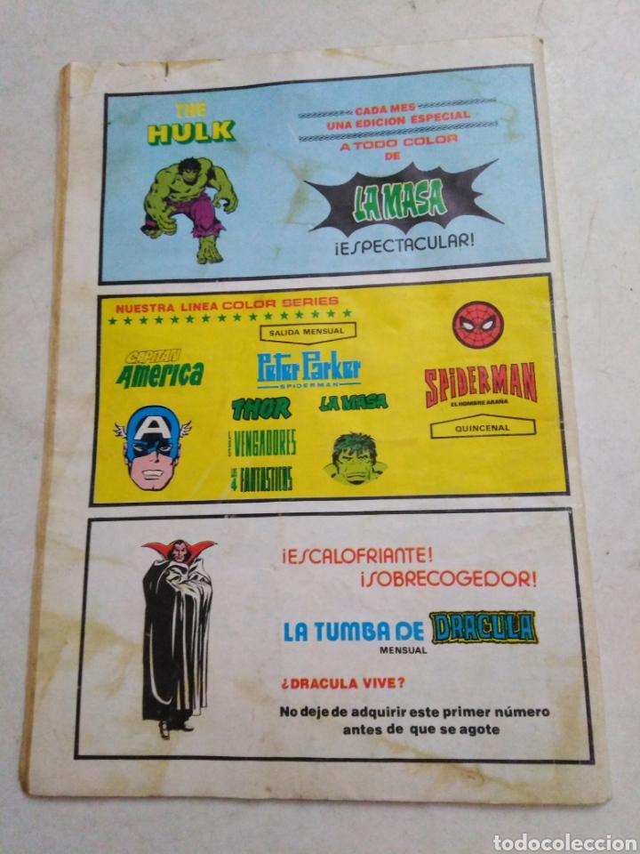 Cómics: Lote de 10 cómic Flash Gordon - Foto 19 - 221965868