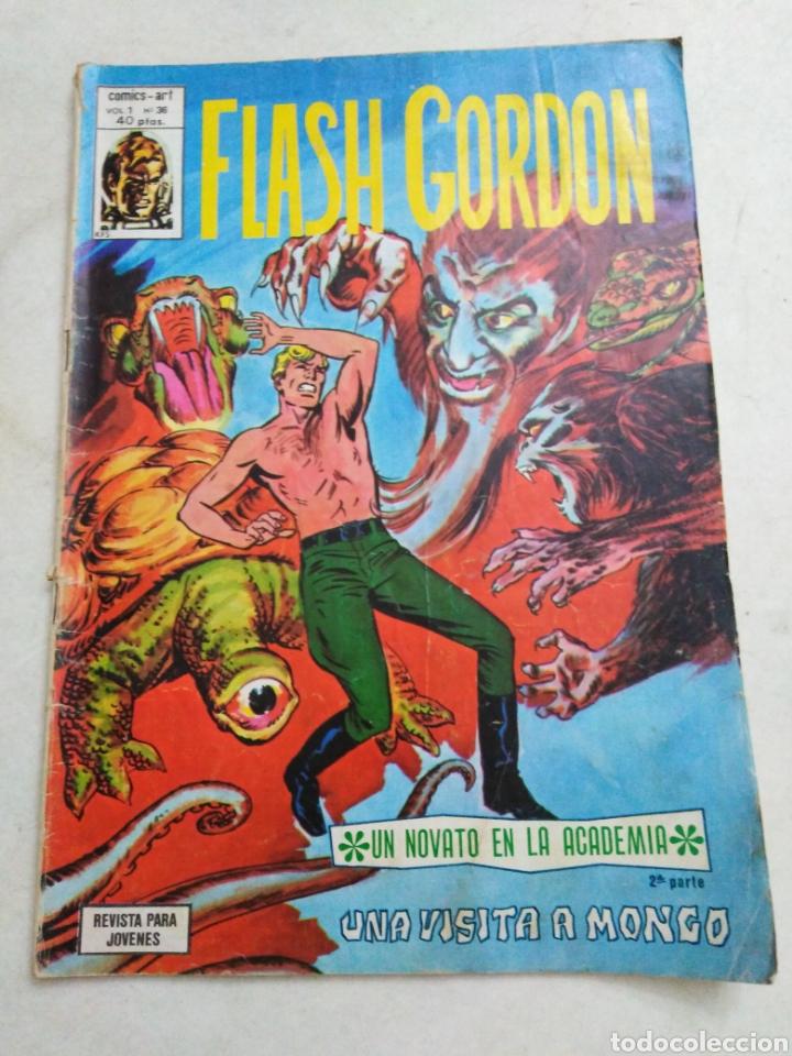 Cómics: Lote de 10 cómic Flash Gordon - Foto 20 - 221965868