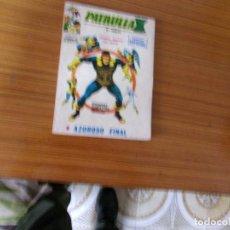 Cómics: PATRULLA X Nº 8 EDITA VERTICE. Lote 221986977
