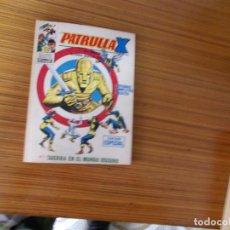 Cómics: PATRULLA X Nº 15 EDITA VERTICE. Lote 221987097