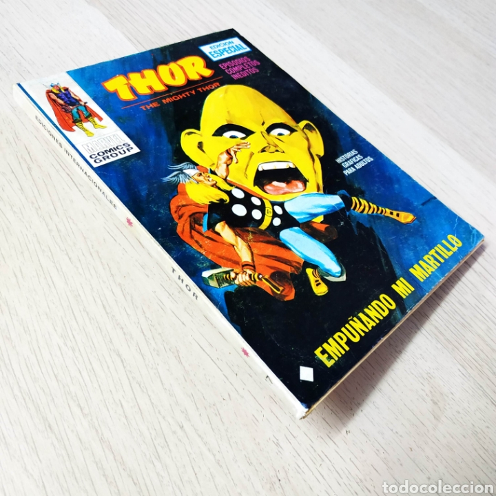MUY BUEN ESTADO THOR 17 TACO VERTICE (Tebeos y Comics - Vértice - Thor)