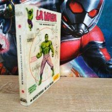 Cómics: BUEN ESTADO LA MASA EDICION GIGANTE TACO VERTICE. Lote 222006838