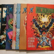 Cómics: MICRONAUTAS VOL. 1 # 1-7 (SURCO) - COMPLETA - 1983. Lote 222041565