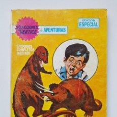 Cómics: SELECCIONES VERTICE DE AVENTURAS - Nº 70 - LOS MONSTRUOS DE TIEMPOS REMOTOS - ED. VERTICE - 1970. Lote 222045200
