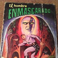 Cómics: COMIC EL HOMBRE ENMASCARADO EN EL FALSO HOMBRE ENMASCARADO DEL AÑO 1980 Nº 4. Lote 222054107