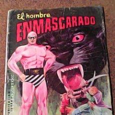 Cómics: COMIC EL HOMBRE ENMASCARADO EN EL COMANDANTE DESCONOCIDO DEL AÑO 1981 Nº 38. Lote 222054657