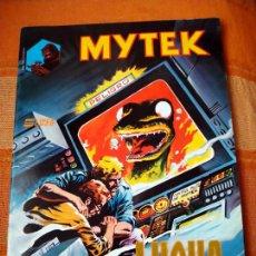 Cómics: EL PODEROSO MYTEK SIGUE LA LUCHA. MUNDI COMICS MYTEK Nº 6, 1983.. Lote 222068786