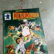Cómics: MICRONAUTAS MUNDICOMICS Nº 3 VERTICE. Lote 222068863