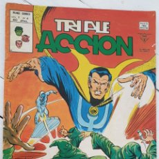 Cómics: LOTE DE CÓMICS DE TRIPLE ACCIÓN DE VERTICE. Lote 222081892