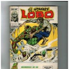 Cómics: EL HOMBRE LOBO V.1 (TACO) Nº 8. VÉRTICE. BUENO.. Lote 222088810