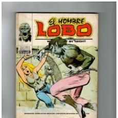 Cómics: EL HOMBRE LOBO V.1 (TACO) Nº 6. VÉRTICE.. Lote 222088927