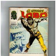 Cómics: EL HOMBRE LOBO V.1 (TACO) Nº 2. VÉRTICE.. Lote 222089032