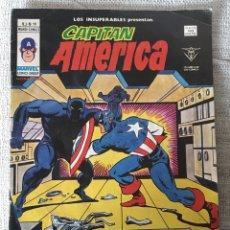 Cómics: CAPITAN AMERICA - V. 3-N. 19 - MARVEL - VÉRTICE AÑOS 70. Lote 222097050