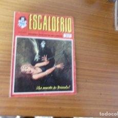 Cómics: ESCALOFRIO Nº 46 EDITA VERTICE. Lote 222099273