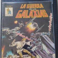 Cómics: DESCATALOGADO MUNDICOMICS- STAR WARS 3-1979-LOPEZ ESPÍ-BUEN ESTADO. Lote 222120317