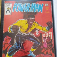 Cómics: VÉRTICE-V1 Nº21- POWER MAN FIRST APPEARANCE-FN -LOPEZ ESPÍ COVER--DIFICILÍSMO-1980. Lote 222121810