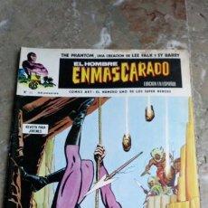 Cómics: EL HOMBRE ENMASCARADO VOL. 1 Nº 33 VERTICE. Lote 222153387