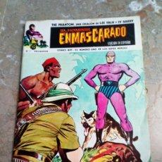Cómics: EL HOMBRE ENMASCARADO VOL. 1 Nº 27 VERTICE. Lote 222155698