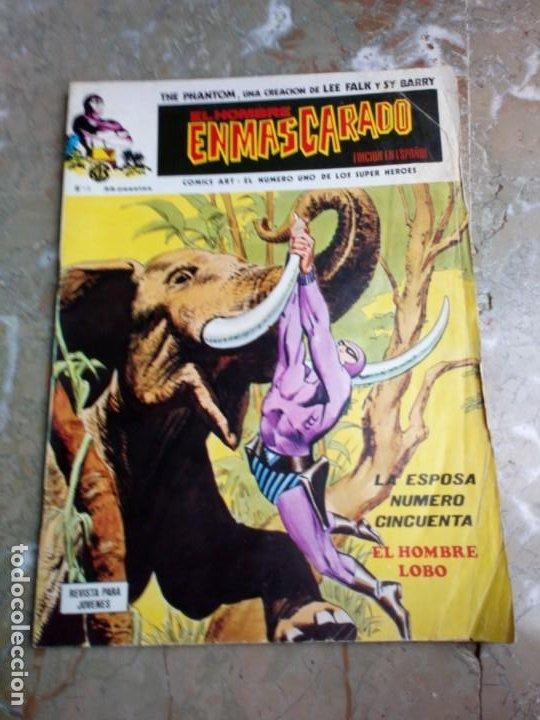 EL HOMBRE ENMASCARADO VOL. 1 Nº 19 VERTICE (Tebeos y Comics - Vértice - Hombre Enmascarado)
