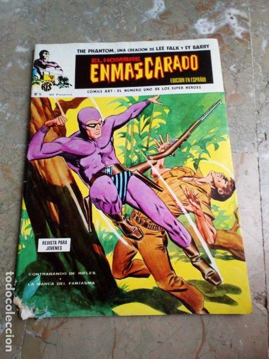 EL HOMBRE ENMASCARADO VOL. 1 Nº 15 VERTICE (Tebeos y Comics - Vértice - Hombre Enmascarado)