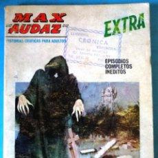 Cómics: MAX AUDAZ Nº 21 - TACO - EL CASTILLO SINIESTRO - VERTICE 1969. Lote 222161946