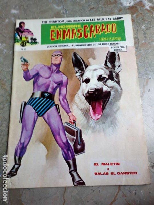 EL HOMBRE ENMASCARADO VOL. 1 Nº 13 VERTICE (Tebeos y Comics - Vértice - Hombre Enmascarado)