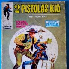 Cómics: DOS PISTOLAS KID Nº 7 - TACO - UN GIGANTE LLAMADO GOLIAT - VÉRTICE 1969. Lote 222163096