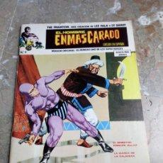 Cómics: EL HOMBRE ENMASCARADO VOL. 1 Nº 9 VERTICE. Lote 222163488