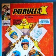 Cómics: PATRULLA X Nº 20 -TACO - EL FIN DE LA PATRULLA-X - VERTICE 1969. Lote 222164986