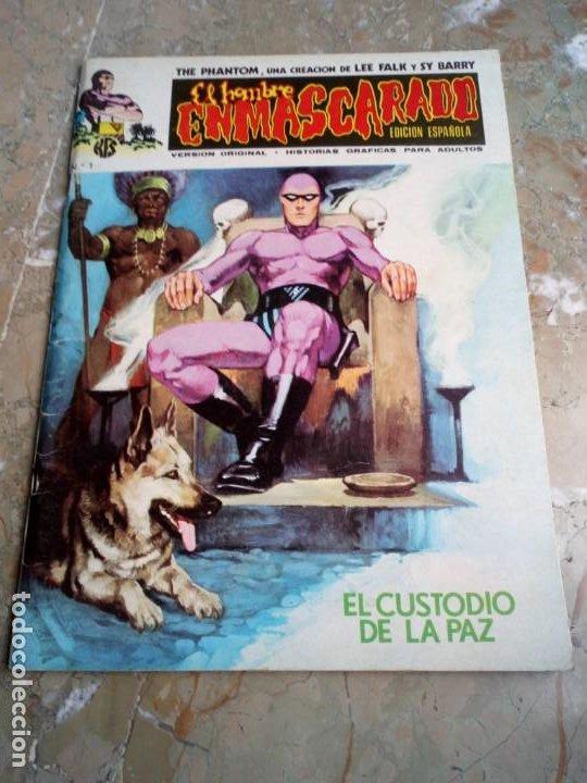 EL HOMBRE ENMASCARADO VOL. 1 Nº 1 VERTICE (Tebeos y Comics - Vértice - Hombre Enmascarado)