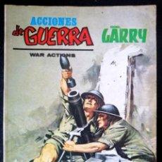 Cómics: ACCIONES DE GUERRA Nº 9 - TACO - EL MIEDO Y LAS LÁGRIMAS - VÉRTIGO 1973. Lote 222166368