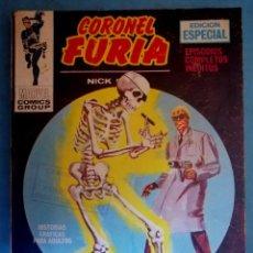 Cómics: CORONEL FURIA Nº 12 - TACO - ENEMIGO INTERIOR - VERTIGO 1969. Lote 222167071