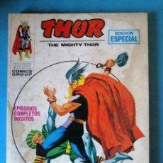 Cómics: THOR Nº 14 - TACO - LA PICADURA DEL COBRA - VÉRTICE 1970. Lote 222167761
