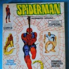 Cómics: SPIDERMAN Nº 9 - CONTRA ''EL ESCORPION'' - TACO - VÉRTICE 1974. Lote 222168876