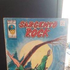 Cómics: EL SARGENTO ROCK NUMEROS 1 -3 - 7 - 12 - 13. Lote 220370608