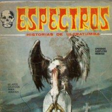 Cómics: ESPECTROS Nº 23 - HISTORIAS DE ULTRATUMBA - LA PESADILLA - VERTICE 1973. Lote 222232012