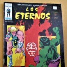Cómics: SELECCIONES MARVEL - V.1- Nº 27 - LOS ETERNOS - VERTICE. Lote 222257503
