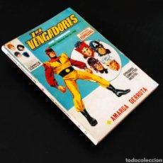 Cómics: LOS VENGADORES 10 NORMAL ESTADO TACO VERTICE. Lote 222305470