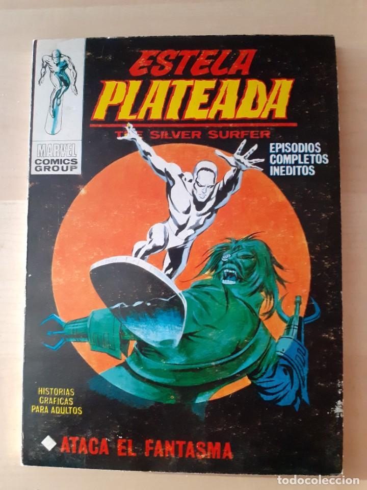 ESTELA PLATEADA 8 VOL.1 VERTICE (Tebeos y Comics - Vértice - V.1)