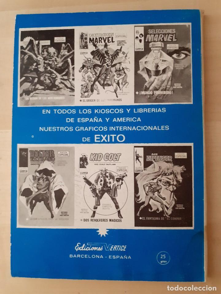 Cómics: Estela Plateada 8 vol.1 Vertice - Foto 6 - 222344801