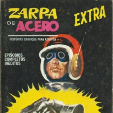Cómics: ZARPA DE ACERO Nº 27 VÉRTICE V.1. Lote 222360926