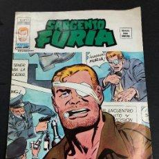 Cómics: COMIC SARGENTO FURIA V2 Nº 18 EDITORIAL VERTICE. Lote 222361642