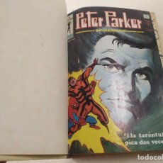 Cómics: PETER PARKER - SPIDERMAN - DEL 1 AL 17 - COMPLETA - ENCUADERNADOS. Lote 222362836