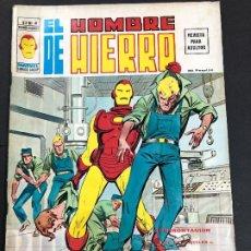 Cómics: COMIC EL HOMBRE DE HIERRO V2 Nº 4 EDITORIAL VERTICE. Lote 222364901