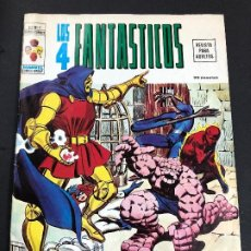 Cómics: COMIC LOS 4 FANTASTICOS V2 N 11 EDITORIAL VERTICE. Lote 222365476