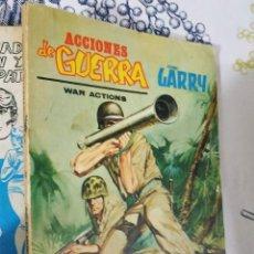 Cómics: ACCIONES DE GUERRA N.º 20 EL CARNAVAL DE LOS CONDENADOS VERTICE TACO. Lote 222395657